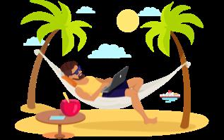 hammock-illustration-original-png
